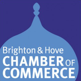 Member of the Brighton & Hove Chamber Of Commerce